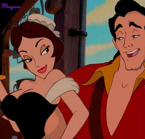 Forget Belle...