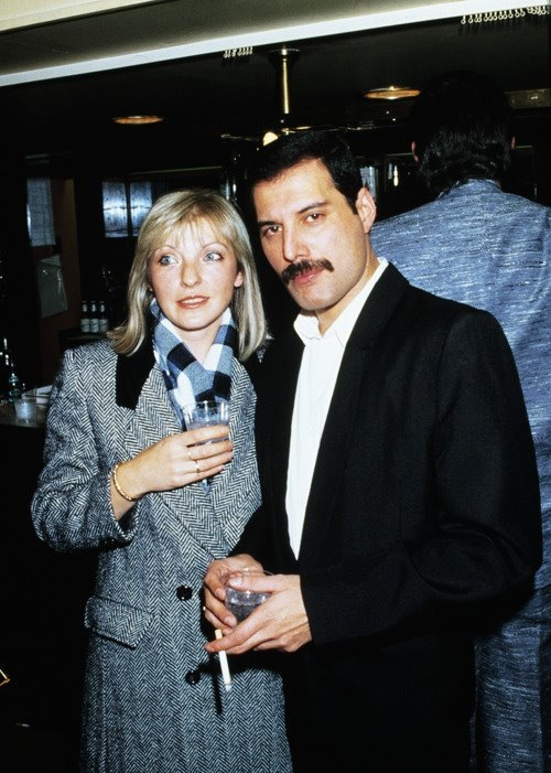 Freddie and Mary Austin