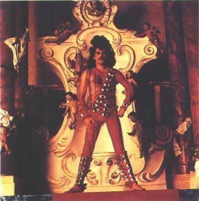 Freddie Mercury wallpaper called Freddie