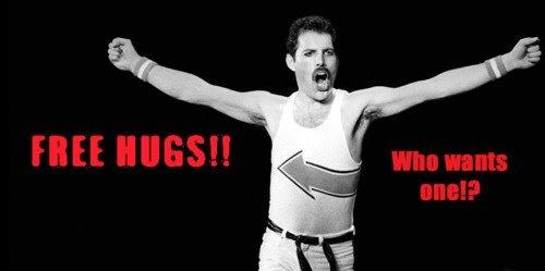 Free Hugs!!!!