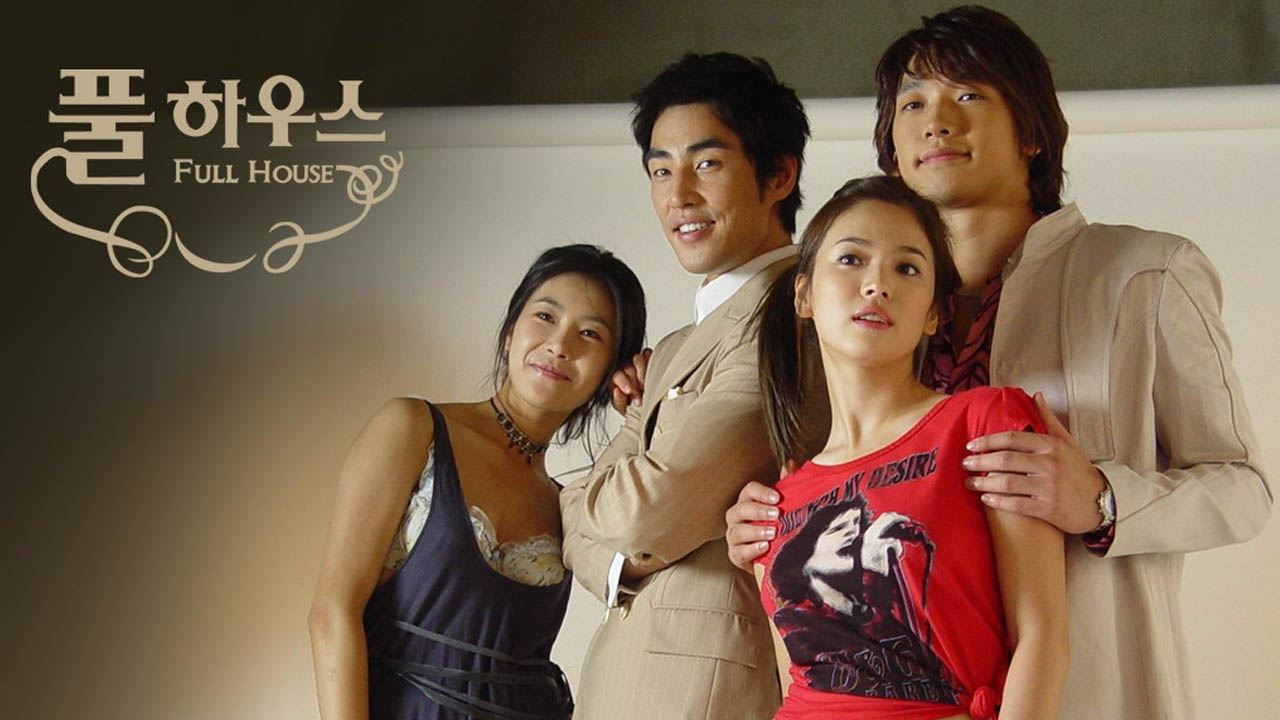Full House - Korean Dramas Wallpaper (32444314) - Fanpop