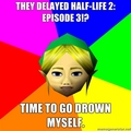 GO DROWN YOURSELF