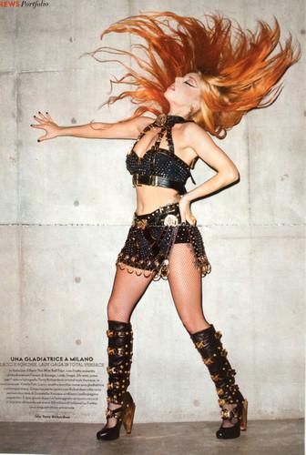 Gaga - Vanity Fair Italia