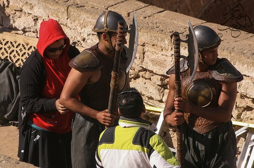 Game of Thrones- Season 3 - Filming in Morocco