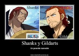 Gildarts x Shanks