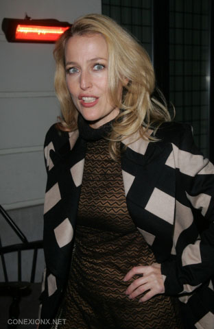 Gillian Anderson:finch and chopard