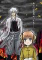 Gintoki & Kagura