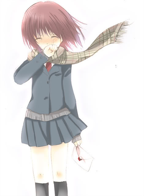 Sad Anime Images Girl Cry Wallpaper And Background Photos 32436279