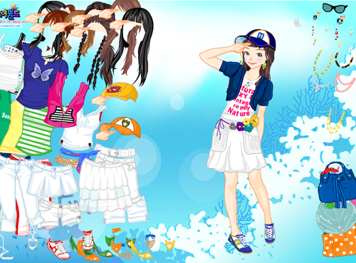 Girl dress up games at dressup24h com lovedressup24h photo