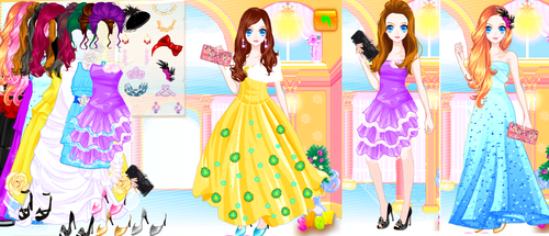 Fashion Designer Dress Up Games For Girls Fashion Dress Up Games For