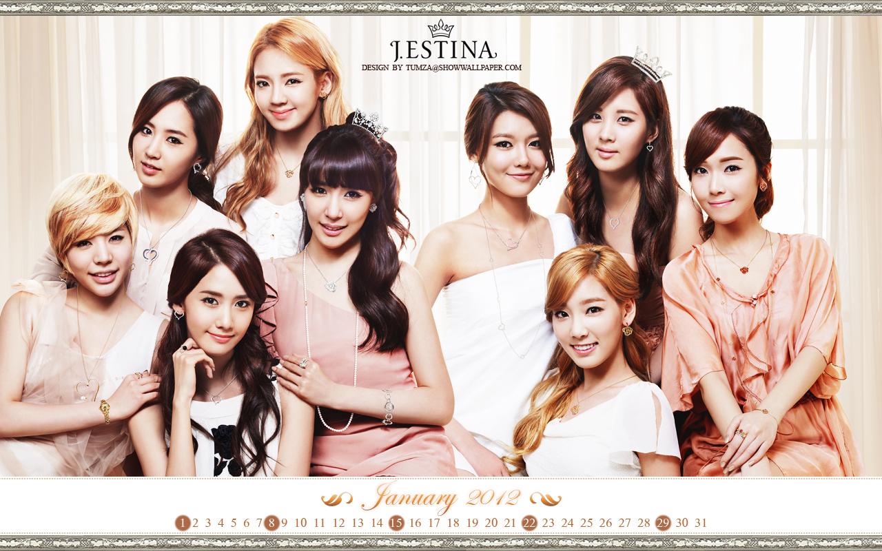 SNSD Girls' Generation The Boys