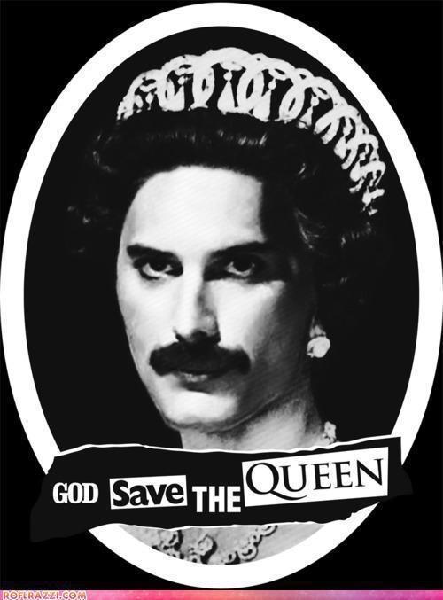 Freddie Mercury Images God Save The Queen Fond Décran And