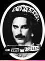 God save the Queen - freddie-mercury photo