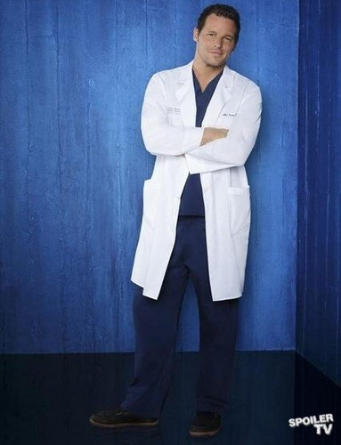 Grey's Anatomy - Season 9 - Cast Promotional bức ảnh