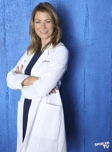 Grey's Anatomy - Season 9 - Cast Promotional 写真