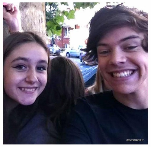 Haary styles ,dimpled smile, 2012