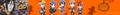 Halloween Banner - funkyrach01 fan art