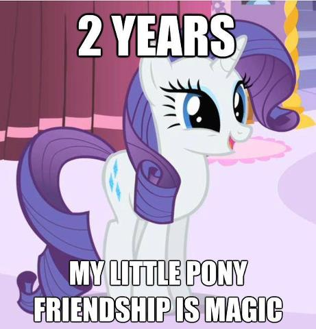 Happy 2nd Birthday MLP: FiM!
