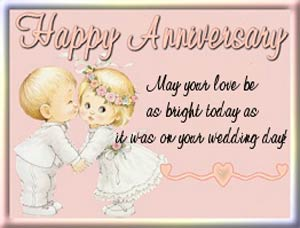 Happy Anniversary to Both of You! ♥