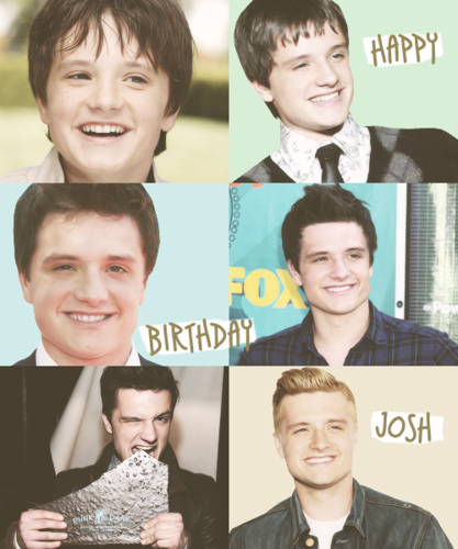 Happy Birthday, Josh!
