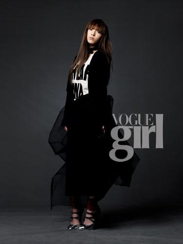 Hara - vogue girl