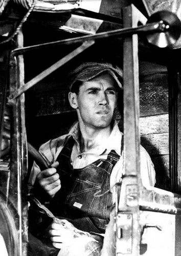Henry Fonda in The Grapesof Wrath