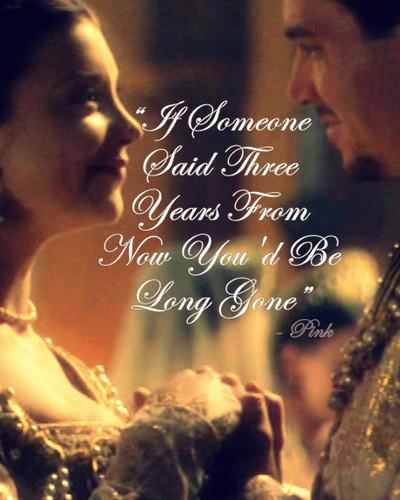 Henry VIII & Anne Boleyn