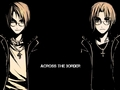 Across the Border - hetalia wallpaper