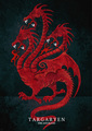 House Targaryen - a-song-of-ice-and-fire fan art