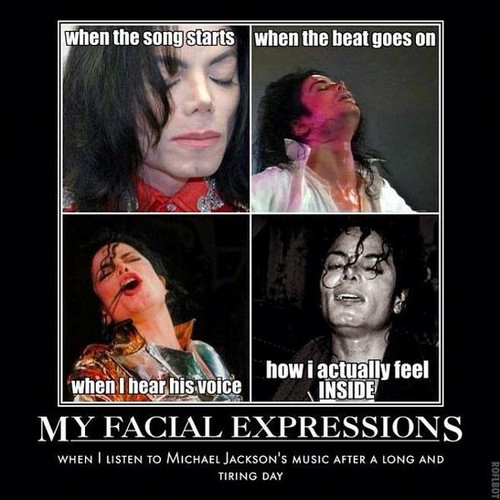 When we listen to MJ songs