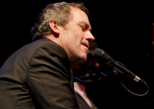 Hugh Laurie- 2011