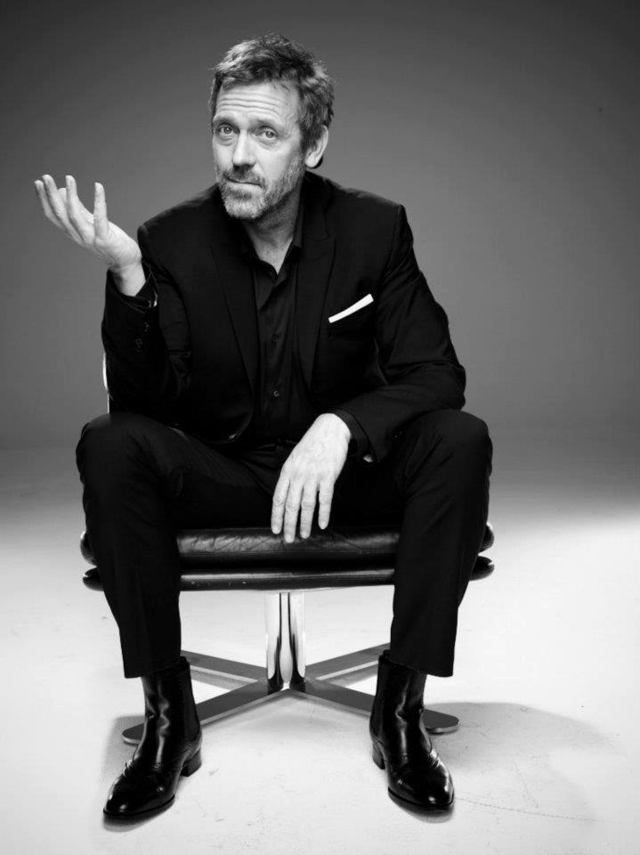 Hugh Laurie-L'Oréal Paris Men Expert-2011(Outtakes)
