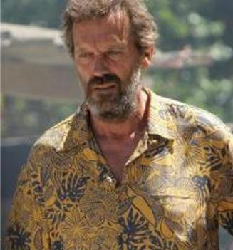 Hugh Laurie. Mr Pip