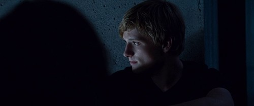 Peeta Mellark wallpaper called Hunger Games screencaptures [HQ]