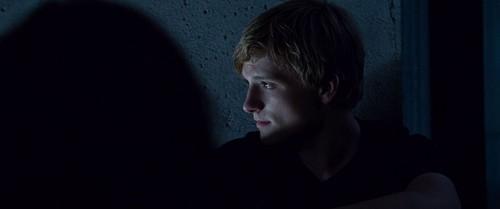 Peeta Mellark wallpaper titled Hunger Games screencaptures [HQ]