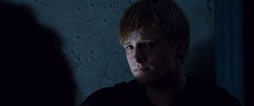 Peeta Mellark wallpaper entitled Hunger Games screencaptures [HQ]