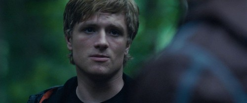 Peeta Mellark wallpaper titled Hunger Games screencaptures [HQ]