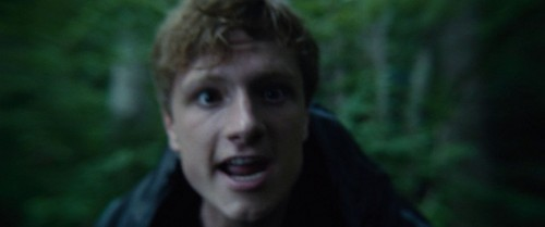 Peeta Mellark پیپر وال called Hunger Games screencaptures [HQ]
