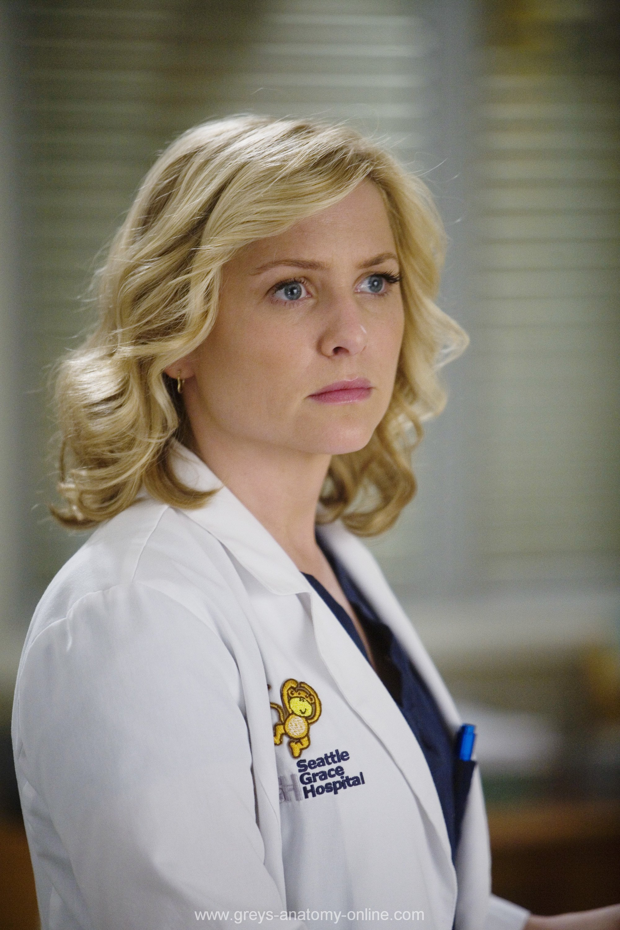 JCap >> season 5 (grey's anatomy)