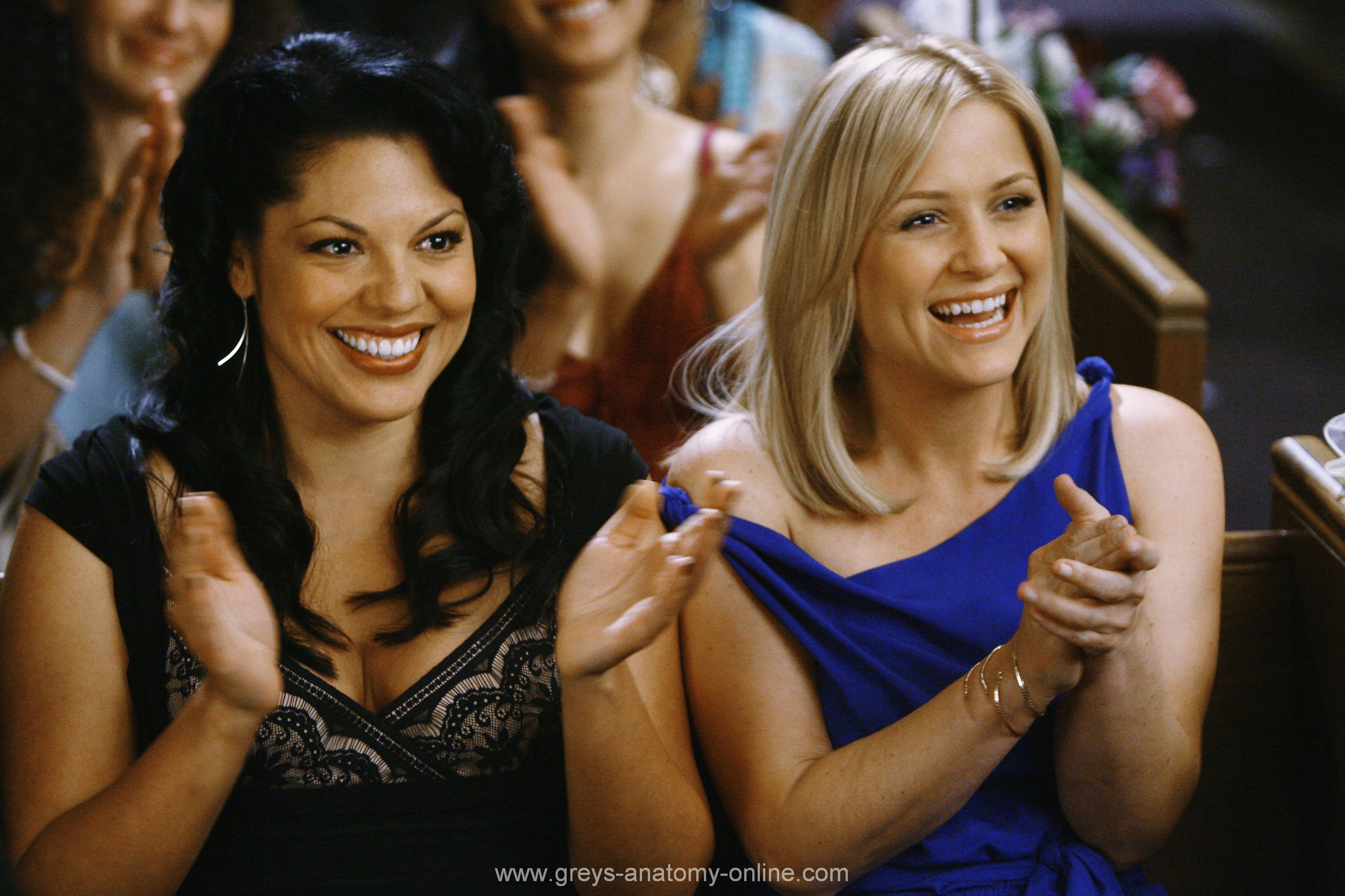 Jessica Capshaw Images Jcap Season 5 Greys Anatomy Hd