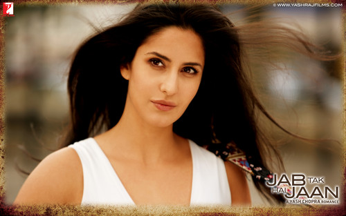 Katrina Kaif wallpaper containing a portrait entitled Jab Tak Hai Jaan