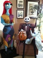 Jack Skellington, Sally & Zero