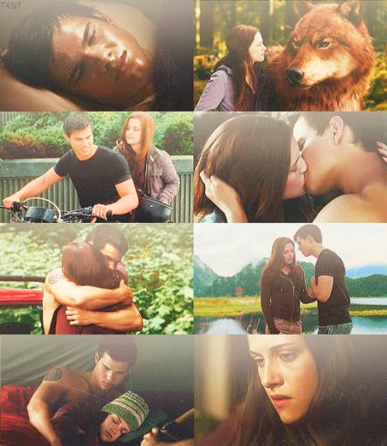 Jacob et Bella