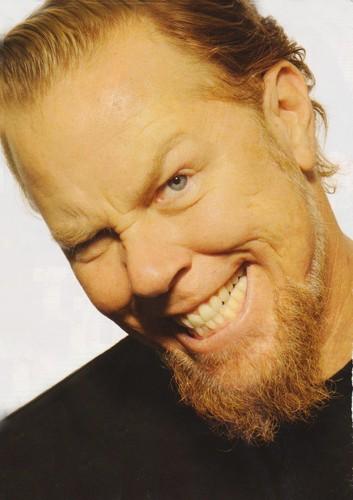 James Hetfield fond d'écran possibly with a portrait called James
