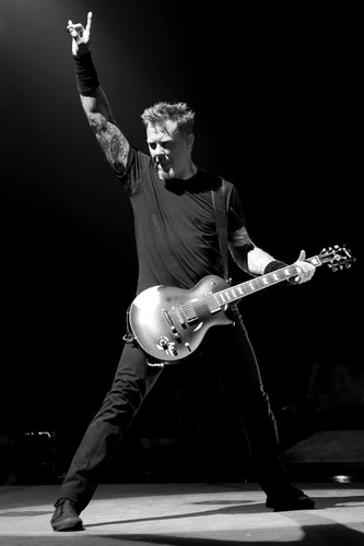 James Hetfield fond d'écran called James