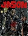 Jason Actually Takes Manhattan - friday-the-13th fan art