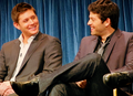 Jensen/Misha - jensen-ackles-and-misha-collins photo