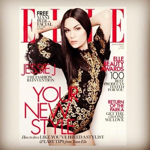 Jessie Elle Cover