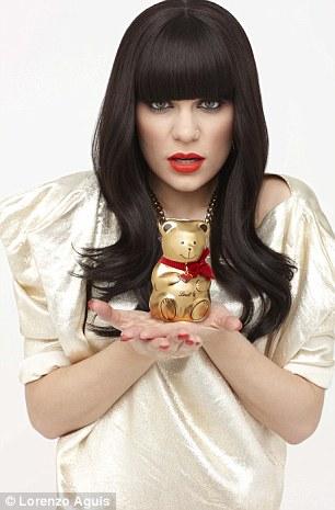 Jessie J (BBC Children In Need photo)