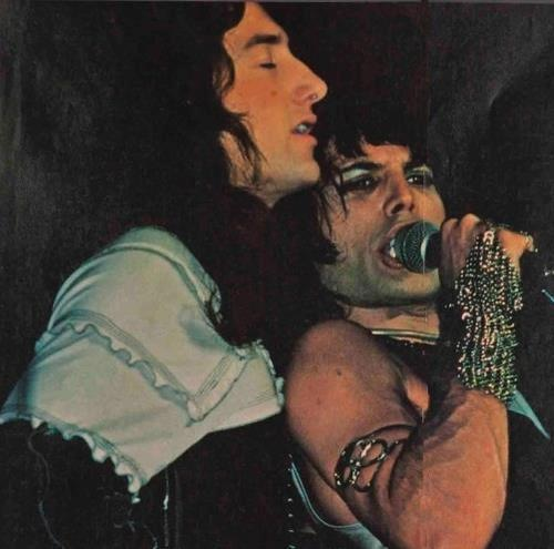 John and Freddie